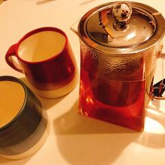 紅茶/必需品 仕事で疲れた後に、紅茶を飲む時間がわたし…