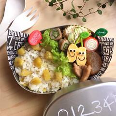 お弁当/デコ弁/キャラ弁/幼稚園弁当 2018.5.2
