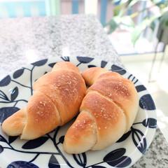 stayhome/おうち時間/パン作り/パン/おうちごはん まだまだ外出自粛が続きますね…😭 時間が…