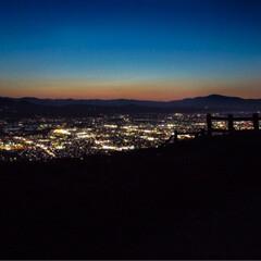 おでかけワンショット 山形の西蔵王展望台に自転車で行った時に撮…