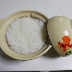 「こんなに小さい土鍋😳やけど米一合が完璧に…」(2枚目)