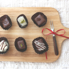 チョコレート/バレンタイン2020 手作りチョコ