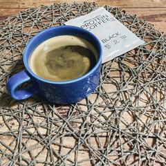 プロテインコーヒー | マッスルテック(その他プロテイン)を使ったクチコミ「不足しがちなたんぱく質を毎日飲むコーヒー…」