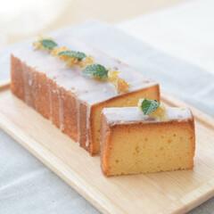 ケーキ/甘酸っぱい/わたしのごはん/アフタヌーンティー/ティータイム/LEMON/... 「ウィークエンドシトロン」 週末に 大切…