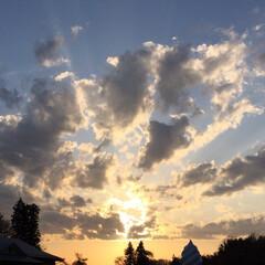 江ノ島/葛尾村/福島/昔の夕焼け/夕焼け/一眼レフのある生活/... フォロワーさんたちの夕焼けを見てたら昔撮…