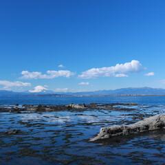 一眼レフ初心者/一眼レフのある生活/江ノ島 景色も撮ったりします😊