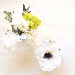 ウェディングドレス/和装/結婚式準備/ヘアセット/ウェディングアイテム/プレ花嫁/... ウェディングドレスにも白無垢・色打掛・引…(1枚目)