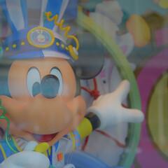 ミッキー/ディズニー/うさたま/はじめてフォト投稿 僕らうさたま見つけるヒーロー!(1枚目)