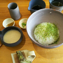 大室山/伊豆/自然薯/わたしのごはん 器のかわいい美味しいお店