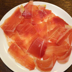 スペイン料理/タパタパ/藤沢/わたしのごはん お気に入りのお店タパタパ。生ハムおいしっ!