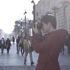 スペイン/カメラ/ポートレート/フィルム/大聖堂/静かな街/... 初めてのスペイン旅行