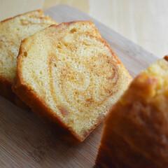 キャラメル/マーブル柄/パウンドケーキ/手作りお菓子 キャラメルパウンドケーキ  キャラメルソ…