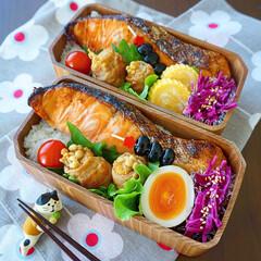 令和元年フォト投稿キャンペーン/お弁当/至福のひととき/おやつタイム/LIMIAスイーツ愛好会/LIMIAごはんクラブ/... 鮭の西京焼き弁当  🌟今日のお弁当 🌟…(2枚目)