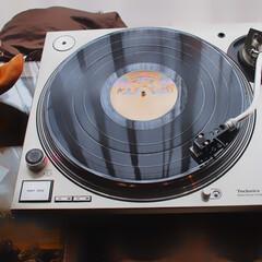 ここが好き レコードのある書斎