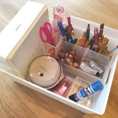 ソニック リビガク フリーキー 乾電池式電動鉛筆削り アイボリー LV-1587-I 包装無料(鉛筆削り、電動鉛筆削り)を使ったクチコミ「おりがみ、 お絵描き、 はさみでチョキチ…」