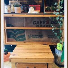整理棚/DIY/ハンドメイド/キッチン雑貨/雑貨/100均/... ゴチャゴチャ整理棚 🌟& 物置棚  直ぐ…