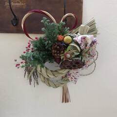 しめ飾り/お正月/お正月飾り/ハンドメイド/インテリア しめ飾りのワークショップに参加してきまし…