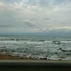 海 the 冬の日本海。