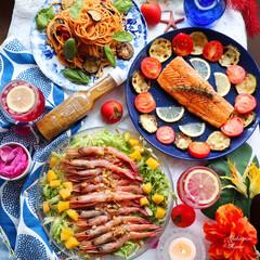 暑いから食べよ/簡単ご飯/令和の一枚/LIMIAファンクラブ/LIMIAごはんクラブ/おうちごはんクラブ/... 暑いから☀️ しっかり食べよう❗️ 甘エ…