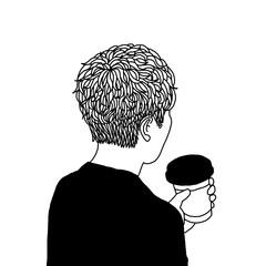 イラスト/デザイン/デザイナー/おすすめアイテム/はじめてフォト投稿/みんなにおすすめ eikura_illust 僕の大好きな…(1枚目)
