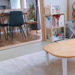 キッズルーム/掃除/暮らし 子供が使う机はすぐ汚くなりますよね。 え…