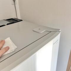 スコッティ ファイン 洗って使える ペーパータオル 61カット 1ロール(キッチンペーパータオル)を使ったクチコミ「キッチンのレンジフード掃除のついでに冷蔵…」