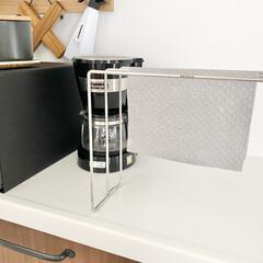 ドイツのフキンBLITZ 無地タイプ /(モップ、雑巾)を使ったクチコミ「スポンジワイプのブリッツは洗濯機でも洗え…」