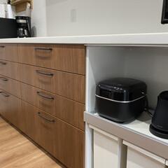 BALMUDA The Pot K02A-BK ブラック | BALMUDA(電気ケトル)を使ったクチコミ「炊飯器の調子が悪くなりらほぼ毎日鍋炊飯と…」
