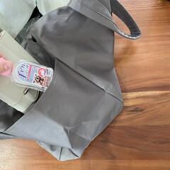 手ピカジェル 300ml(ハンドケア)を使ったクチコミ「もうすぐエコバッグ有料化ですね。 エコバ…」