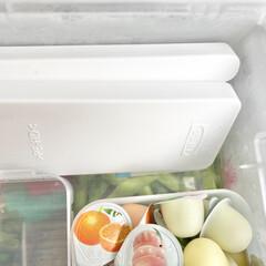 冷凍食品/冷蔵庫/収納/保冷剤/冷凍庫/冷凍庫収納/... 冷凍庫収納  大きめの保冷剤はイケアで購…