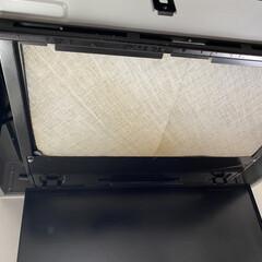 換気扇フィルター レンジフードフィルター 交換用フィルター6枚 297×350mm枠用 スターフィルター 新生活(換気扇カバー、フィルター)を使ったクチコミ「レンジフードはスターフィルターを定期購入…」(2枚目)