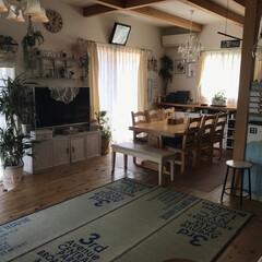 リビング 手づくり家具 DIY
