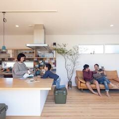 建築/空間/子育て/子育て住宅/戸建て/一戸建て/... 《ソラマド》は、独立した子ども部屋として…