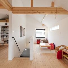 建築/空間/子育て/子育て住宅/戸建て/一戸建て/... 《ソラマド》の家は、空間の使い方を決めつ…