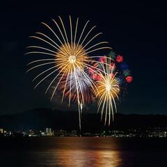 花火/琵琶湖/滋賀/JAPAN/綺麗/わたしのお気に入り びわこ花火 #わたしのお気に入り