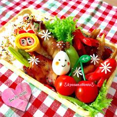 手作り弁当/作る幸せ/お昼が楽しみになるお弁当/可愛いお弁当/愛情弁当/お弁当/...