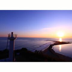 みんなにおすすめしたい千葉/千葉/海/空/夕日/みんなにおすすめ 千葉の景色です。千葉には色んなところから…