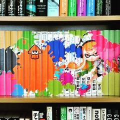 bookcover/coverstory/ブックカバー/本/本棚/漫画/... 一冊ずつ、ちゃんとブックカバーになってま…