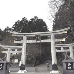 おでかけワンショット/三峯神社/パワースポット 埼玉県秩父の三峯神社です。パワースポット…