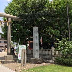 みんなにおすすめ 浅草 神社巡りしました。 シメはスカイツ…(1枚目)
