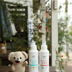 ファーファ Free&(フリーアンド)香りのない洗剤 | ファーファ(柔軟剤)を使ったクチコミ