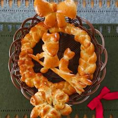 魔女の宅急便/リースパン/リース/キキ/パン/手作りパン/... キキのパン⋈ *°.  パンが作れるよぅ…