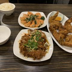 食事情 友達について行った 台湾で食べたハラール…(1枚目)