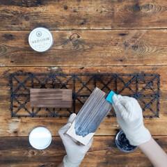 DIY/ペイント/簡単DIY/すのこ/セルフペイント/木材/... DIYには、塗料が必須ですよね。でも、塗…