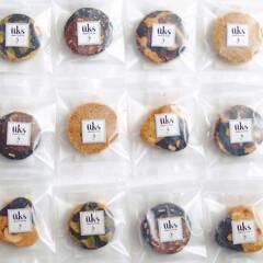 🍘/コーヒー/手土産/キャロブ/アーモンド/クッキー/... . .  Cookie box🍪  . …