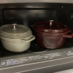ストウブ鍋 オーブン煮で無花果のコンポート(2枚目)