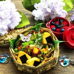 和弁/わっぱ/わっぱ弁当/お昼が楽しみになるお弁当/お弁当作り楽しもう部/お弁当/... . ✧*̣̩⋆̩ᵍᵒᵒᵈ ᵐᵒʳᐢⁱᐢᵍ…