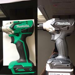 makita/電動ドライバー/DIY マキタ電動インパクトドライバー 引っ越し…