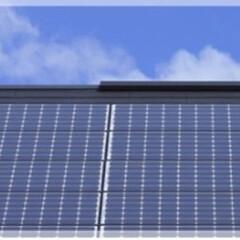住まい/住宅設備/不動産・住宅/一戸建て/太陽光発電/ソーラーパネル/...