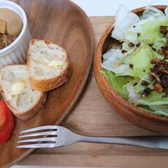 ミツカン 味ぽん ペット 600ml | ミツカン(イカ惣菜、加工品)を使ったクチコミ「今日のランチ🍴  レタスのぶっかけサラダ…」